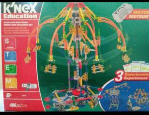 K'NEX Education Stem Explorations - Swing Ride Building Set for Sale in Seattle, WA