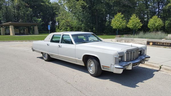 1976 Lincoln Continental Town Car For Sale In Chicago Il Offerup