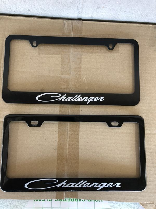 Dodge Challenger license plate frame (Auto Parts) in Fontana, CA ...