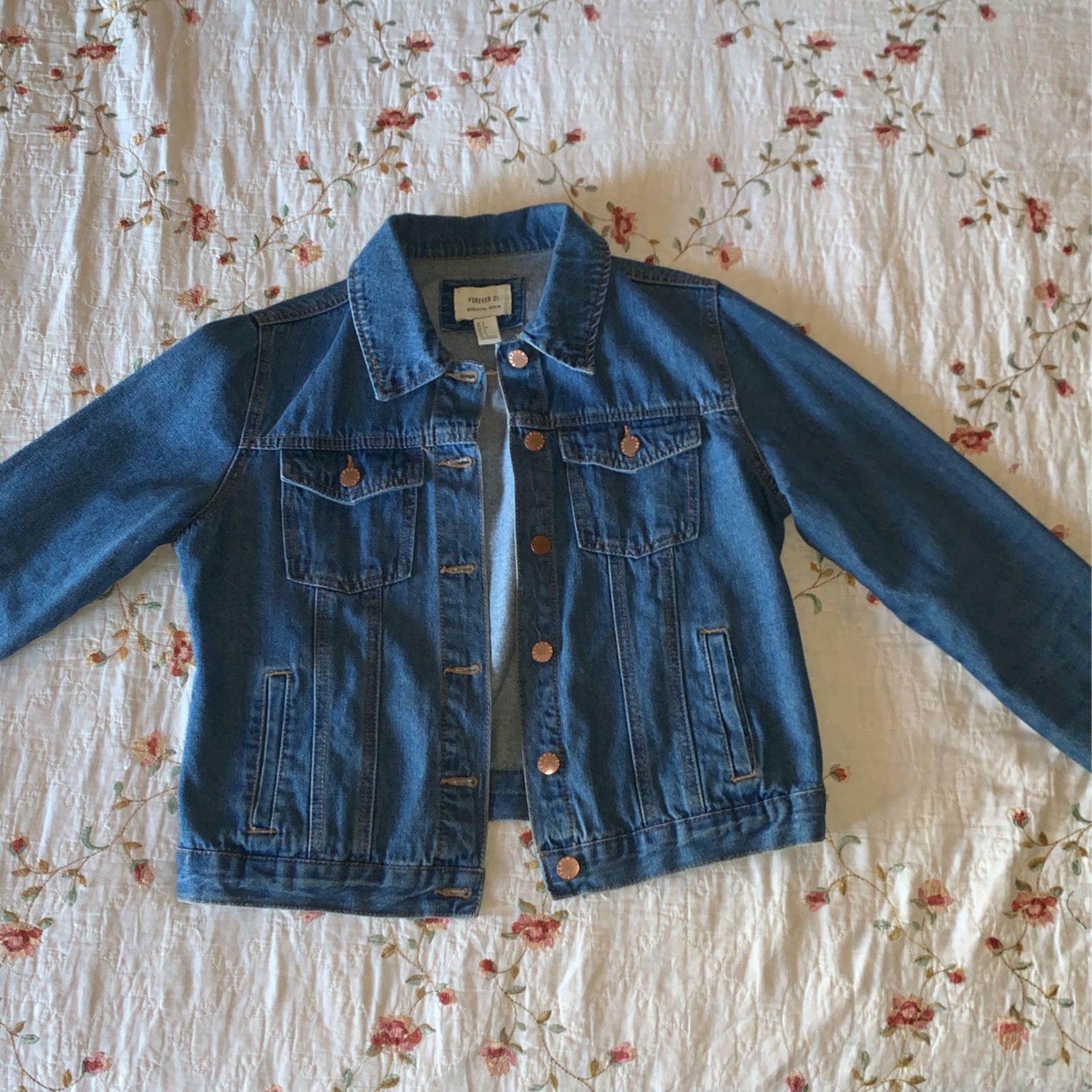 Small Denim Jacket