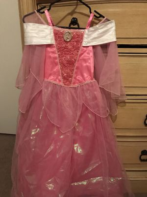 Photo Sleeping beauty dress Original from Disney store Size 7/8