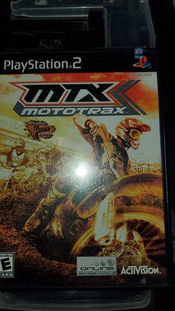 MTX Mototrax Playstation 2 Thumbnail