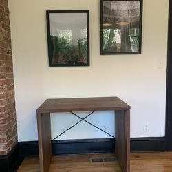 Crate and Barrel Desk For Sale Thumbnail