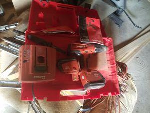 Hilti hammer drill for Sale in Austin, TX
