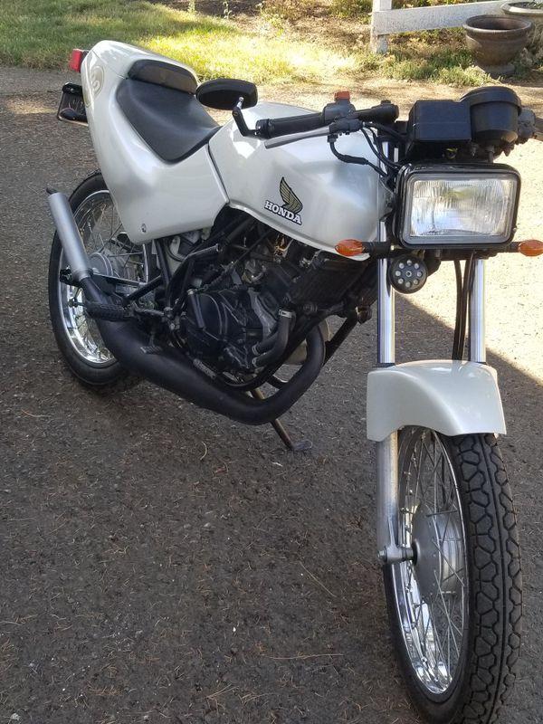 1990 Honda NS50 Street bike for Sale in Salem, OR - OfferUp