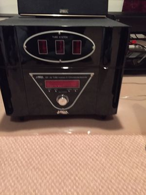 Home theater with 5 speakers for Sale in Annandale, VA