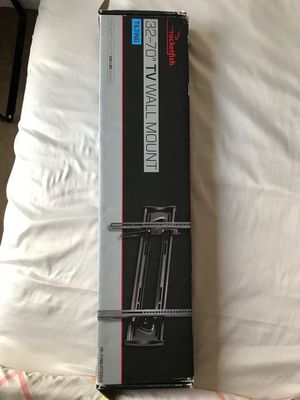 TV Mount - Brand New - For sale in 45$ for Sale in NO POTOMAC, MD
