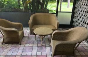Outdoor patio furniture set for Sale in Boca Raton, FL