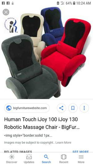 I joy massage chair for Sale in Washington, DC