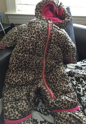 Baby Michael Kors Snowsuit Size 0-6 Months for Sale in Washington, DC