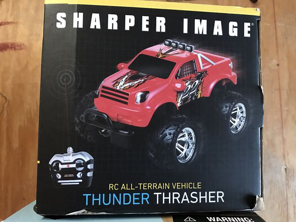 Remote Control Truck Rc All Terrain Sharper Image For Sale In San