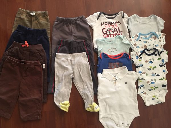 f4bb78b78 Baby boy clothes.6-9 months for Sale in San Jacinto