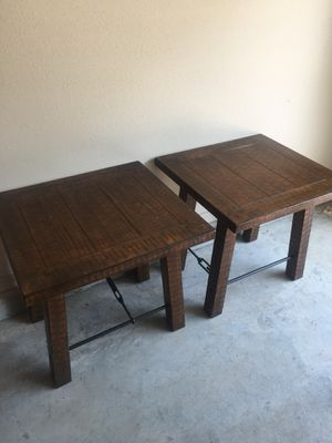 Three tables oversized for sale  Sand Springs, OK