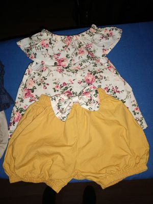 Baby girl clothes for Sale in San Antonio, TX