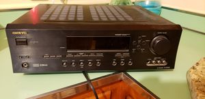 Onkyo reciever. for Sale in Chapel Hill, NC