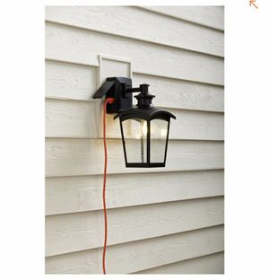 Exterior Wall Lantern without glass for Sale in St. Louis, MO
