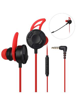 Gaming Earphone, Vogek Stereo E-Sports Earbuds Bass in-Ear Headphones with Dual Mic 3.5 MM Supports for Nintendo Switch, PS4, PC Laptop and Smart Pho for Sale in Norristown, PA