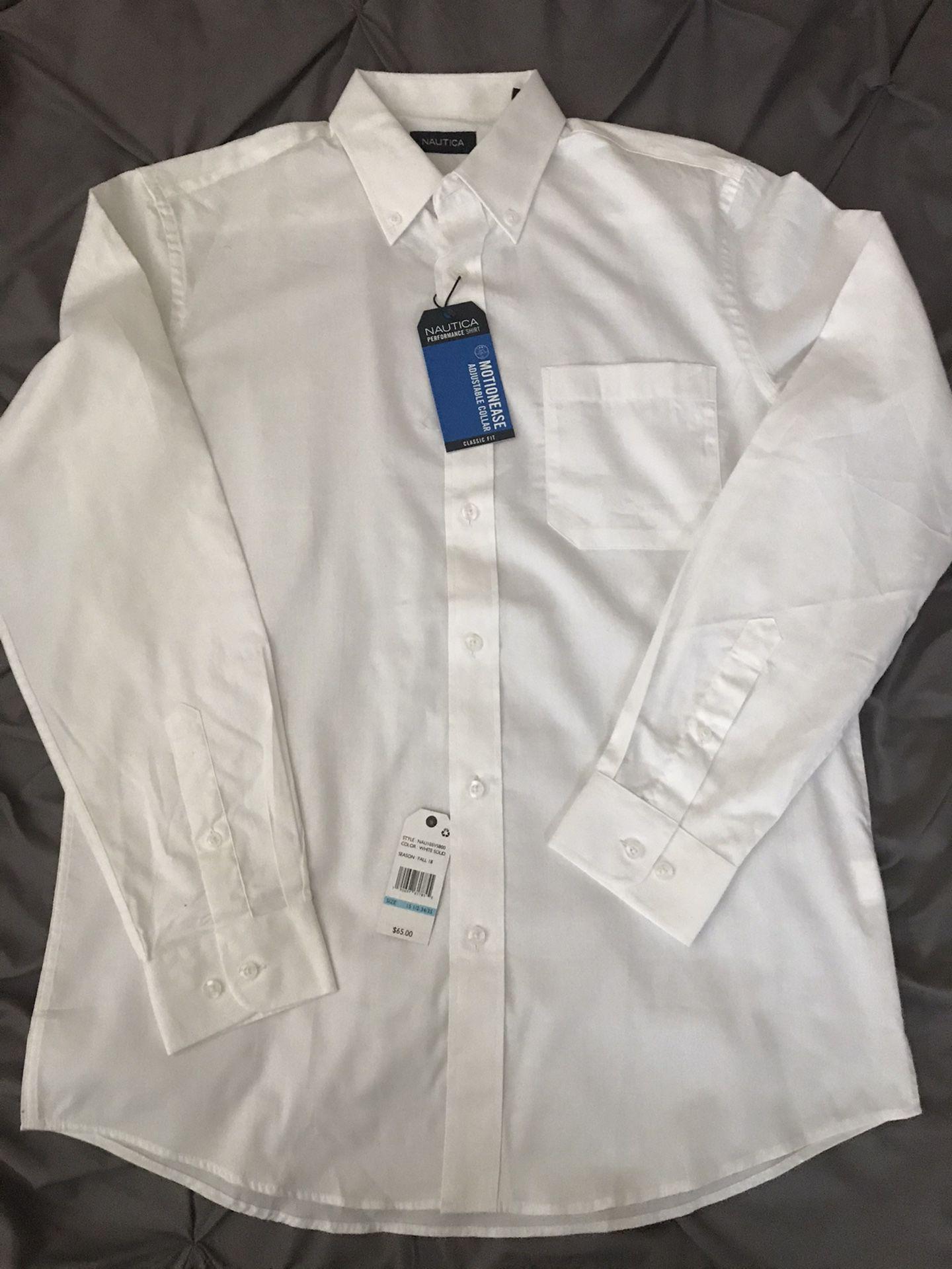 Medium White Shirt