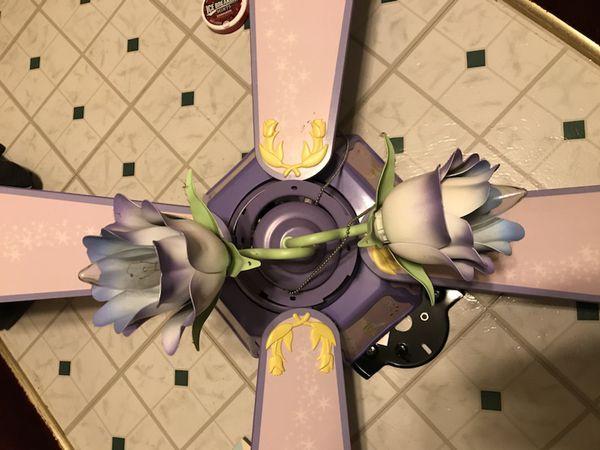 Tinkerbell ceiling fan home garden in pa us offerup aloadofball Choice Image
