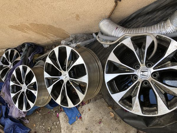2013 Honda Civic Si Rims For Sale In Los Angeles Ca Offerup