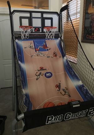 Pro court 2 MD sports Basketball for Sale in Phoenix, AZ