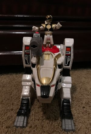 Photo Power ranger action figure and power robot