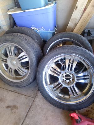 New And Used Rims For Sale In Tucson AZ OfferUp Custom Dodge Durango Lug Pattern