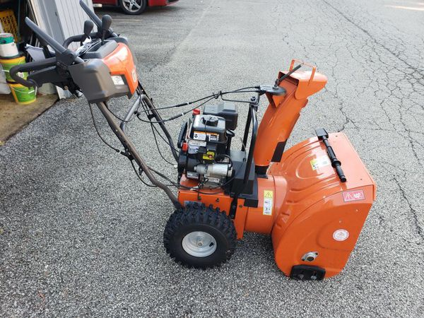Husqvarna Snowblower St 224 Great Gift For Hubby For Sale In West