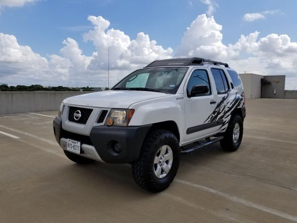 2011 Nissan Xterra 4x4 Lifted For Sale In Garland Tx Offerup