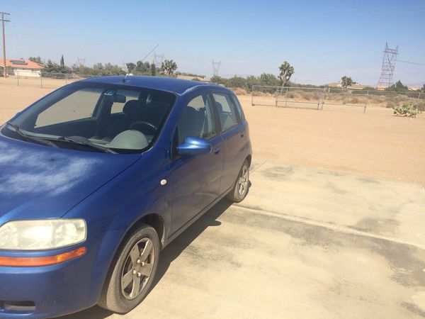 Chevy Aveo 2005 Cars Trucks In Hesperia Ca Offerup