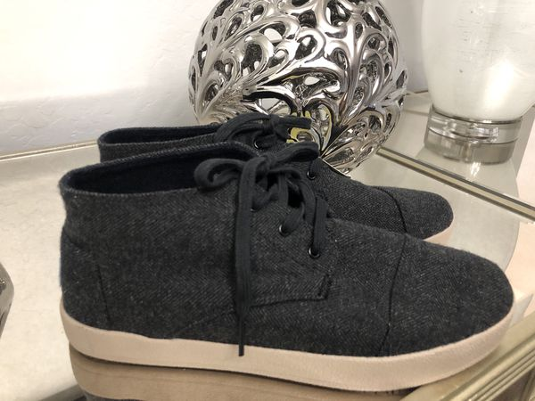 722b9889090 Toms Herringbone Chukka Boot Men s Size 8 (Clothing   Shoes) in Tolleson