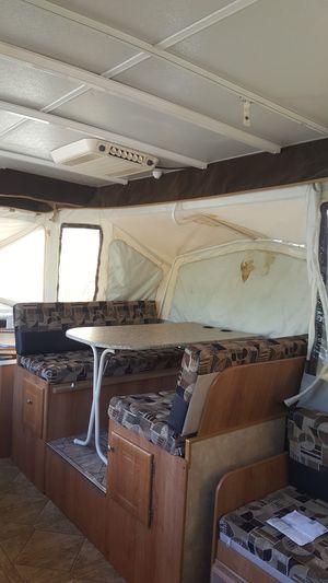 2010 Jayco Baja 14F toyhauler popup camper for Sale in Queen Creek, AZ -  OfferUp