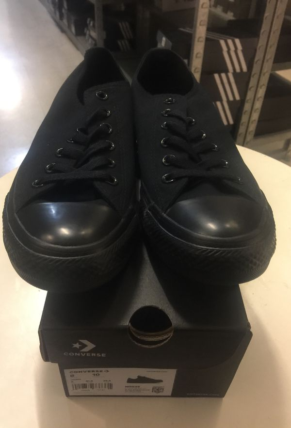 Converse M5039 All Star Low Black on Black (Brand New    ) for ... 7da71d174