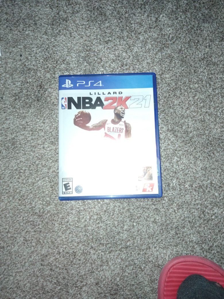 2k21 For Ps4