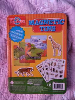 A Great Travel Activity Magnetic Tins For Ages 2-8  Thumbnail