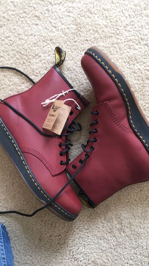 Dr. Martens Boots/Men for Sale in Springfield, VA