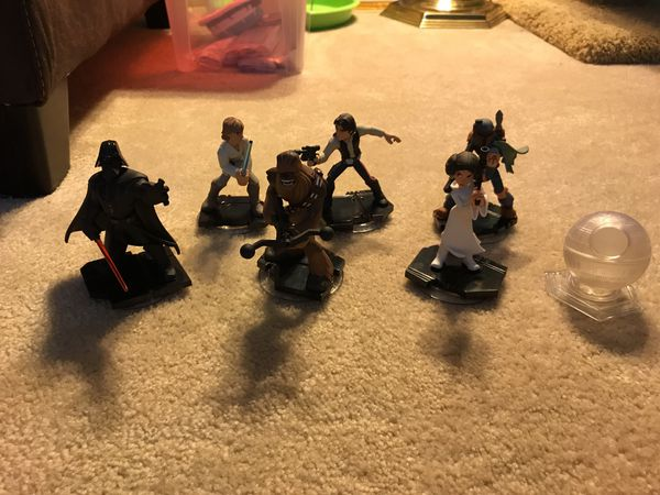 Disney Infinity Star characters with map for Sale in OH, US ... on