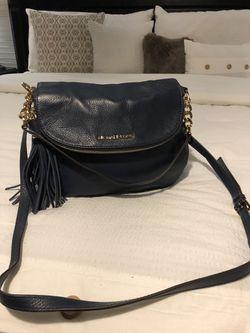 Brand New Michael Kors bag in NAVY BLUE Thumbnail