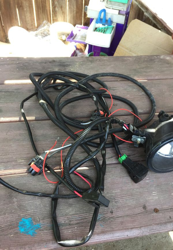 Fog light off my 2014 Nissan Altima its a kit comes with wires (Auto ...