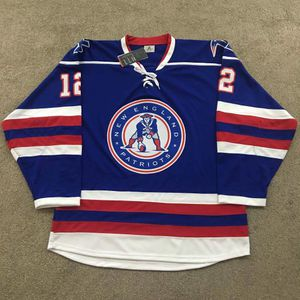 Brand New Patriots Hockey Jersey for Sale in MG, BR OfferUp  free shipping
