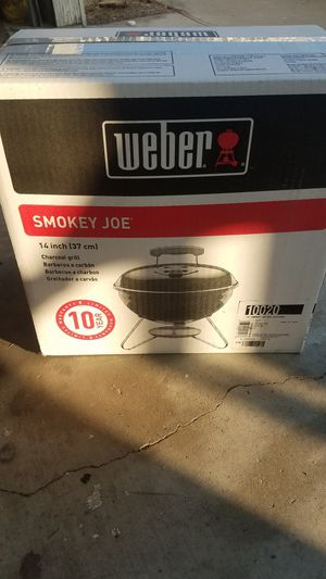 Weber grill for Sale in Chino, CA