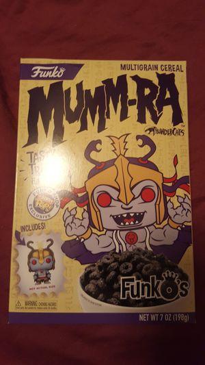 Funko Mumm-ra cereal for Sale in Phoenix, AZ