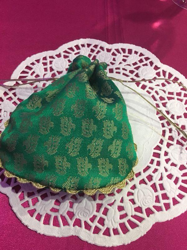 Indianpakistani Wedding Favor Bags 110 For Sale In Riverside Ca