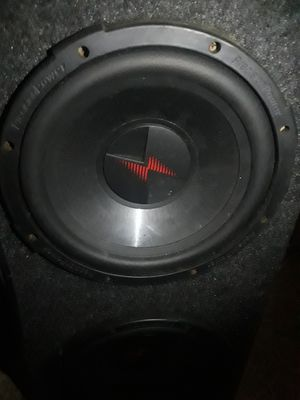 Subs and amps for Sale in Pittsburgh, PA