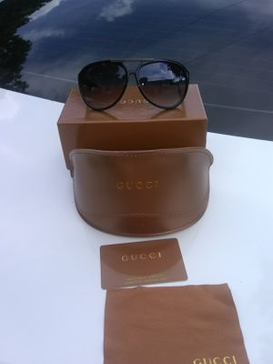 Gucci sunglasses for Sale in Knightdale, NC