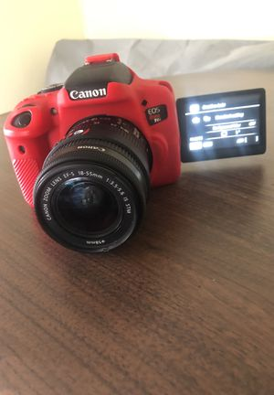 CANNON T6I for Sale in St. Louis, MO