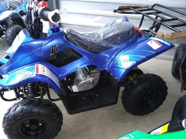 110cc 2020 tao motors boulder b1 atv quad 4 wheeler