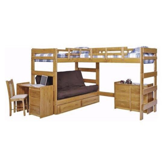 L Shape Bunk Bed For Sale In Lynnwood WA OfferUp