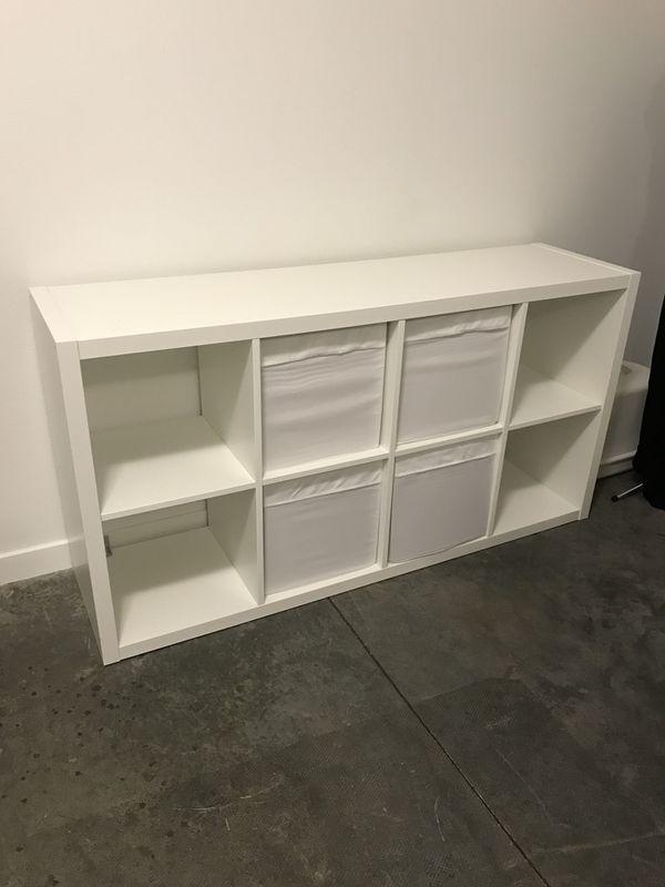 Ikea Kallax Shelf For Sale In Portland Or Offerup
