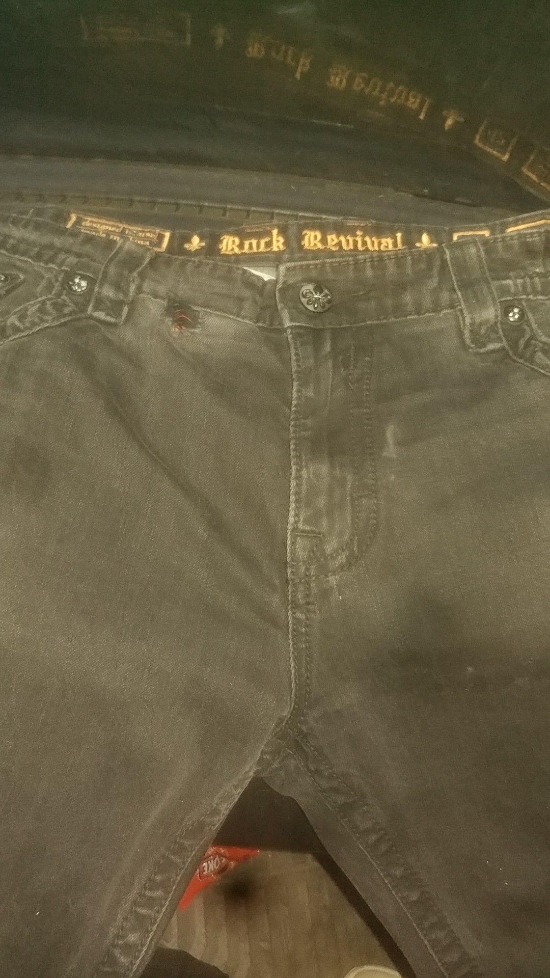 Rock Revival Jeans Size 40